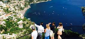Tour of Amalfi Coast