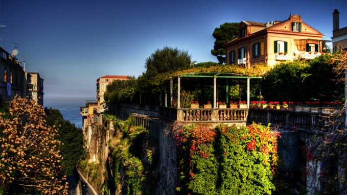 The tour includes a guided visit of Sorrento's most interesting sites and attractions