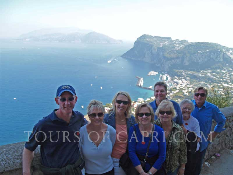 Capri Guided Tour